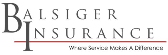 Balsiger Insurance logo