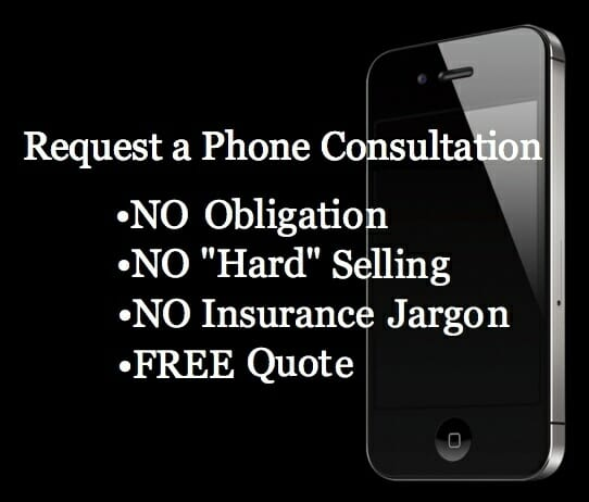 Request a Phone Consultation, Quote