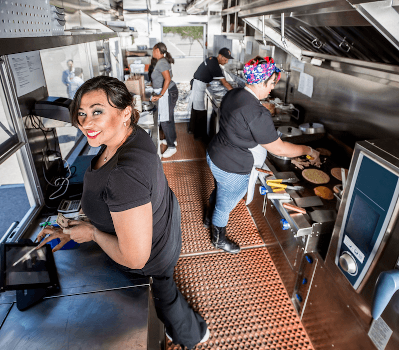 insurance coverage for food trucks
