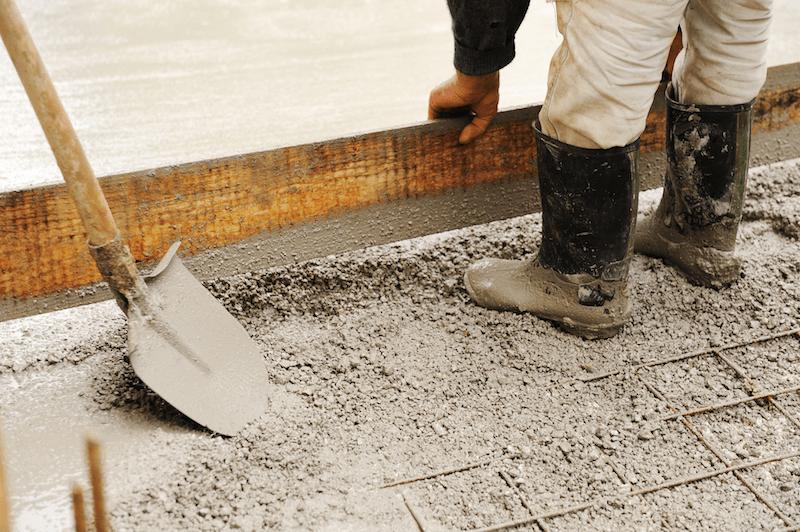 Concrete Contractors Liability and Worker's Compensation Insurance